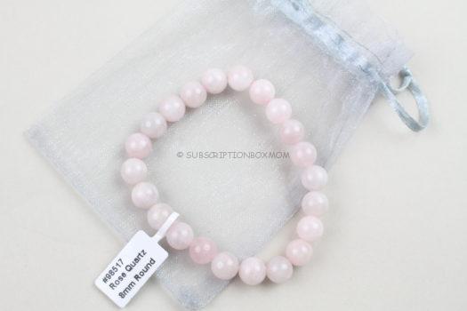 Kheope Rose Quartz Bracelet