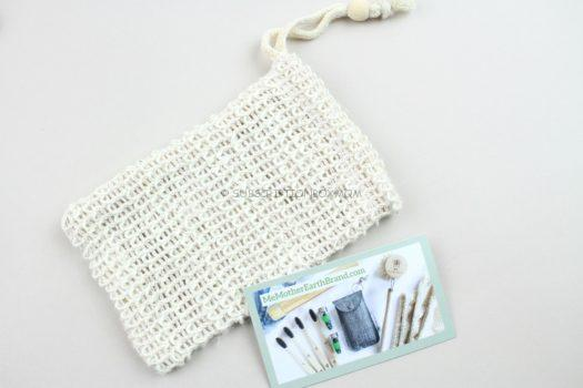 Me Mother Earth Sisal Soap Pouch