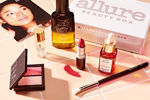 Allure Beauty Box July 2020 Spoilers