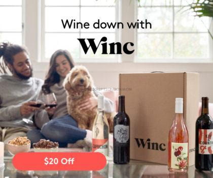 WINC July 2020 Coupon Code