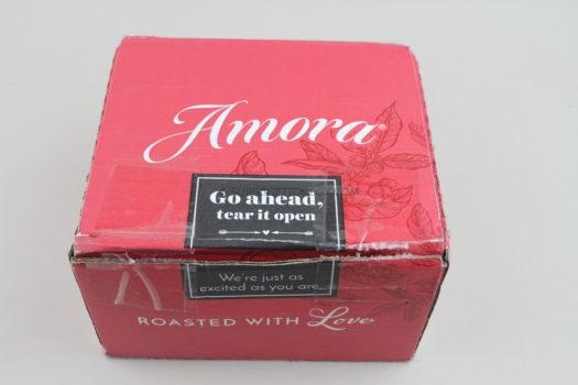 Amora Coffee July 2020 Review