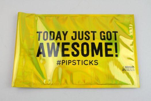 Pipsticks July 2020 Kids Sticker Club Review