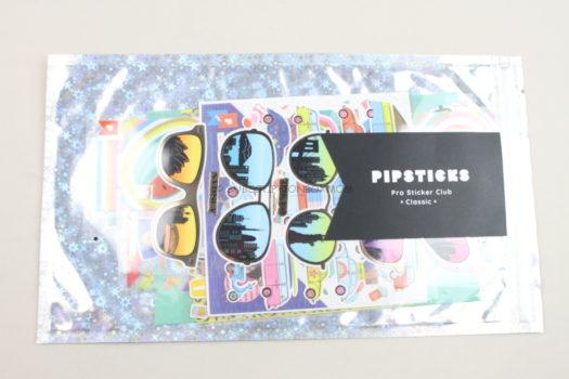 Pipsticks July 2020 Pro Sticker Club Review