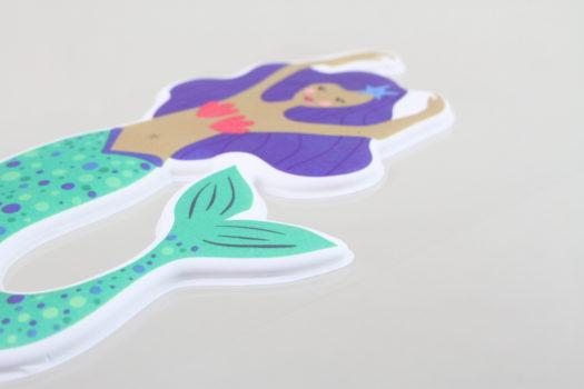Mermaid Puffy
