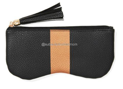 ZiGi & MARAiS Pouch with Stripe