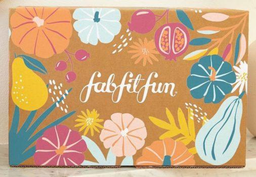 FabFitFun FULL Fall 2020 Customization Spoiler #3