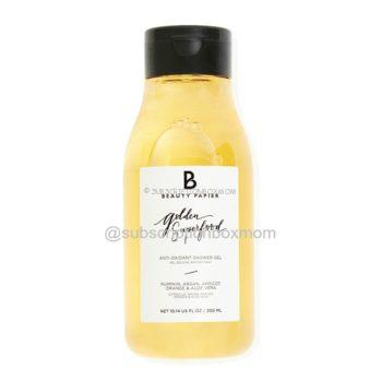 Beauty Papier Golden Superfood Shower Gel