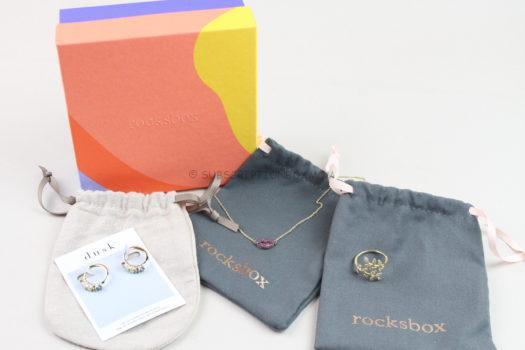 August 2020 RocksBox Review
