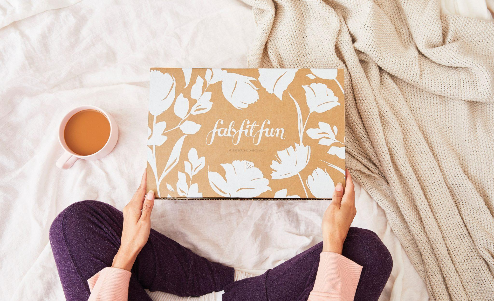 FabFitFun Fall 2020 Member Picks Box Spoilers