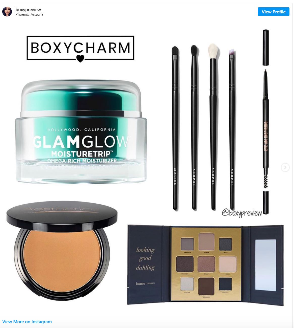 FULL Boxycharm August 2020 Spoilers