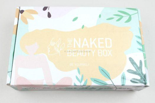 Naked Beauty Box October 2020 Review
