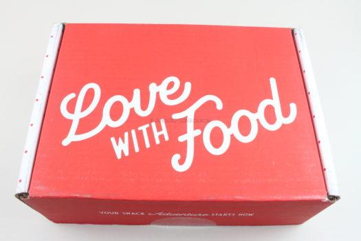 Love with Food November 2020 Review
