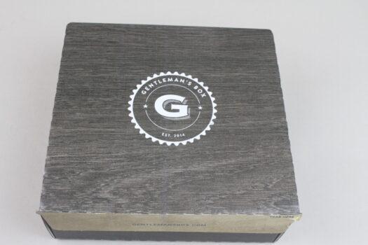 Gentleman's Box January 2021 Review