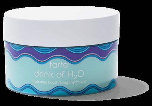 tarte drink of H2O hydrating boost moisturize