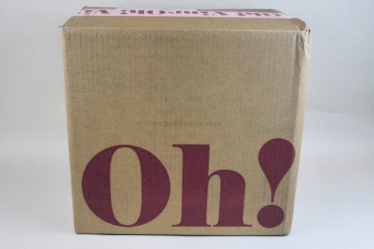 Vine Oh! - Oh! Happy Day! Spring 2021 Box Review