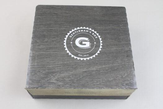 Gentleman's Box April 2021 Review