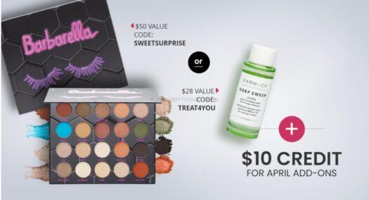 Boxycharm April 2021 Coupon Code