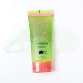 MineTan Body Skin Recovery After Sun Gel