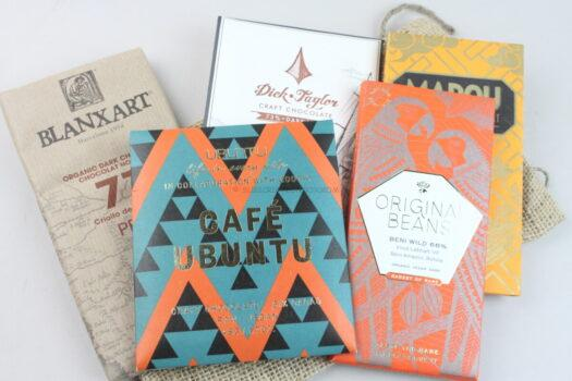 Kekao April 2021 Chocolate Sample Box Review