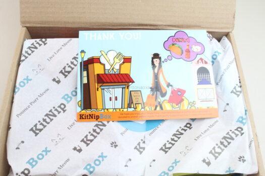 KitNipBox May 2021 Cat Box Review