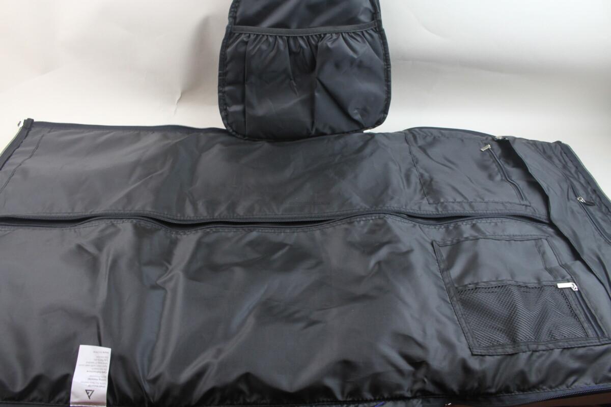 Gentleman's Trade Duffle Bag & Passport Case