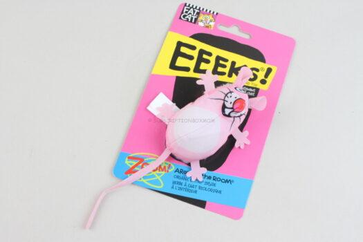 FatCat Eeeks Original Catnip Mouse
