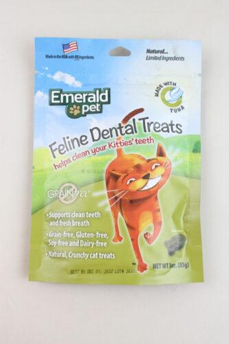 Emerald Pet Tuna Feline Dental Treats