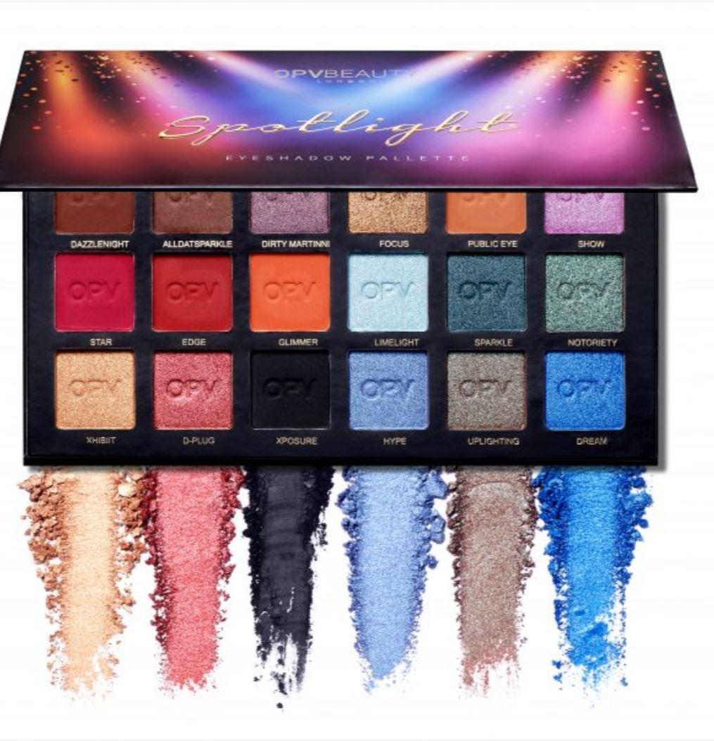 OPV Beauty Spotlight Palette