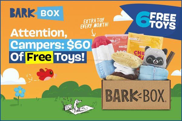 BarkBox June 2021 Coupon