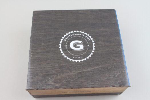 Gentleman's Box June 2021 Review