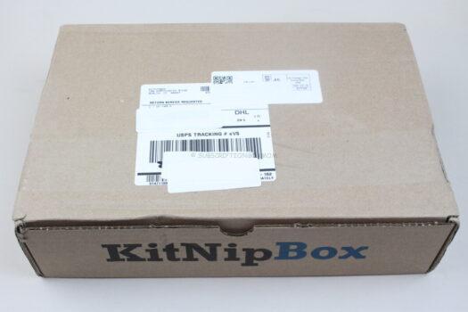 KitNipBox September 2021 Cat Box Review