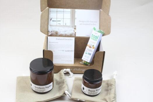 Vellabox September 2021 Candle Subscription Box Review