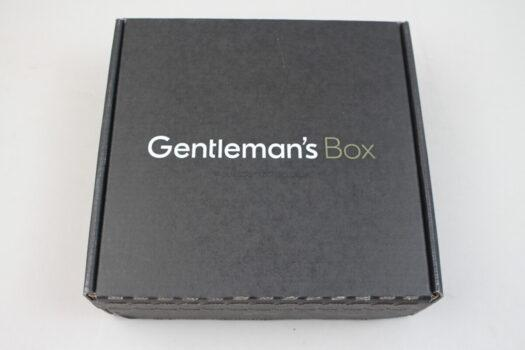 Gentleman's Box October 2021 Review